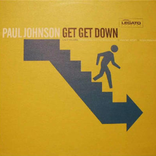 Paul Johnson - Get Get Down (Black Market Dj's Bootleg)