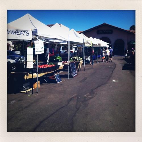 Farmer's market (Field Recording) 9/26/10