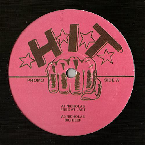 """NMH005 - Nicholas - """"Dig Deep"""""""