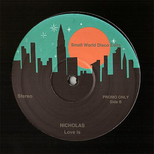 """SWDE007 - Nicholas - """"Love Is"""""""