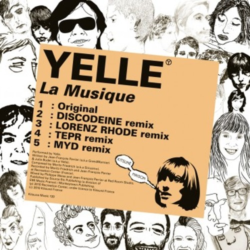YELLE - la musique (discodeine mix)