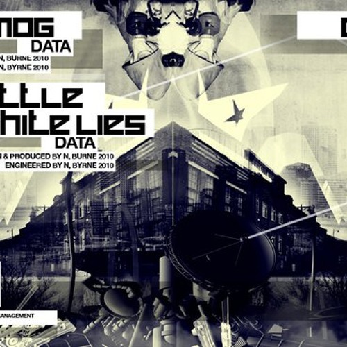 Dubzilla Recordings - DATA - Little White Lies - DZ001