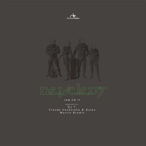 GALEN & CLAUDE VONSTROKE - JAM ON IT (Disco Kryptonite Remix)