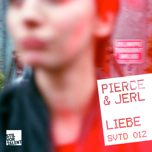 PIERCE & JERL - REALLY CAN BE ME (Original) ::: STIL VOR TALENT