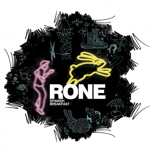 Rone - Bora (vocal) [iF1005]