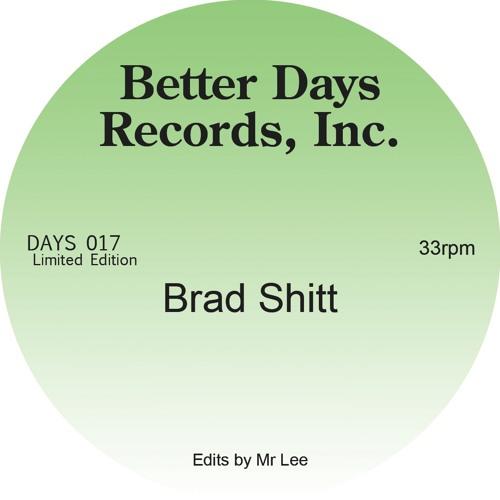 Brad Shitt - Casbah Breakdown