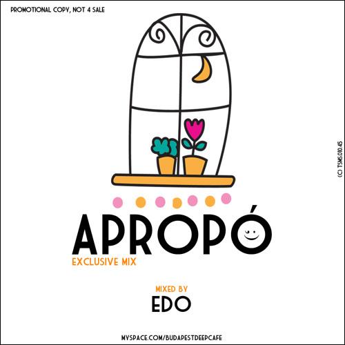 Apropo mixed by Edo