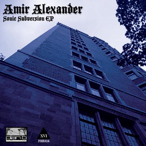 2 - DEEP BANGER! Short clip- Amir Alexander