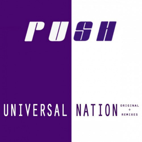 Push - Universal Nation (James Harcourt Remix)