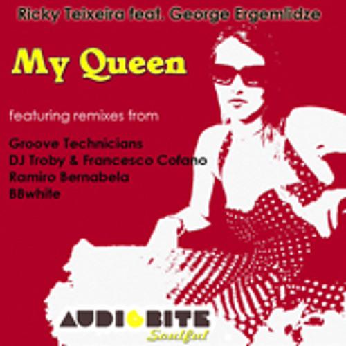 Ricky Teixeira featuring George Ergemlidze Groove Technicians Dub Remix