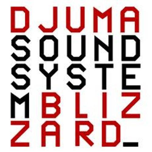Djuma Soundsystem Blizzard Hardfloor remix edit