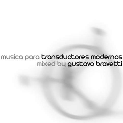 Musica para Transductores Modernos (Dj Set)