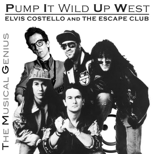 Pump It Wild Up West (TMG Mashup)