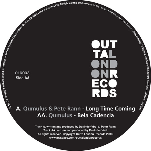 OLR003-AA-Qumulus & Pete Rann - Long Time Coming