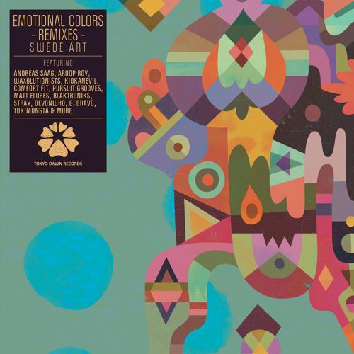 Swede:art - Underpurpled (Dandario Remix) [full version]