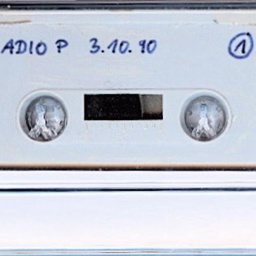 2./3.Oktober 1990 - Piratensender - Berlin Prenzlauer Berg - 106 MHz