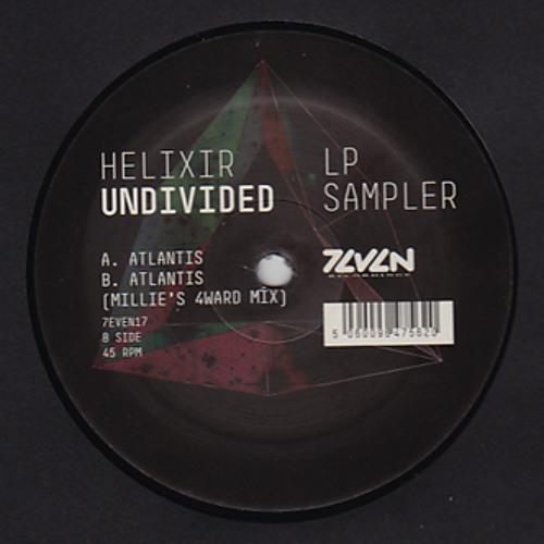 HELIXIR - Atlantis (Millie's 4Ward Mix)