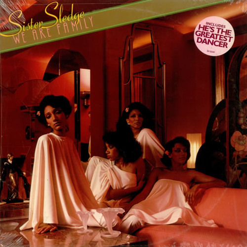 Sister Sledge -Thinking Of You- Sonny Dj  v Dimitri Reconstruction
