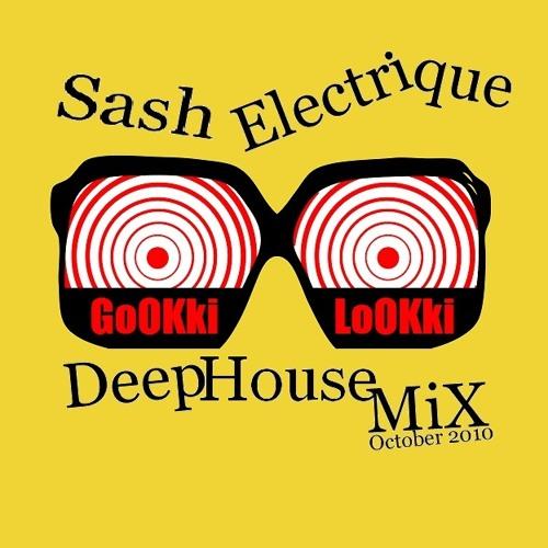 Sash Electrique goes deep down da house
