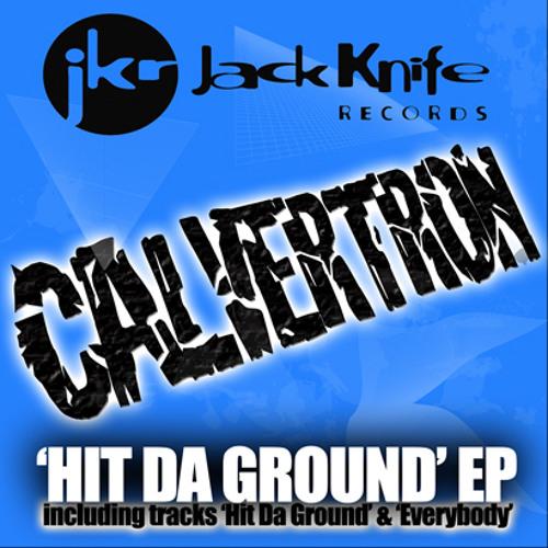 Calvertron - Hit Da Ground