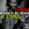 Waving Flag - K'naan ft k`CyRuS (remix)