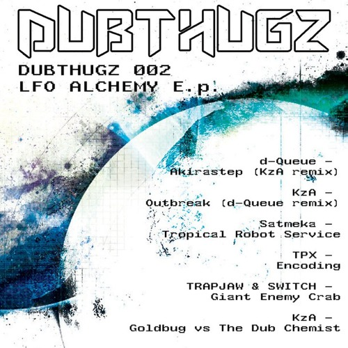 Tropical robot service/out now on Dubthugz