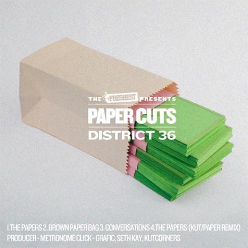 Paper Cuts EP