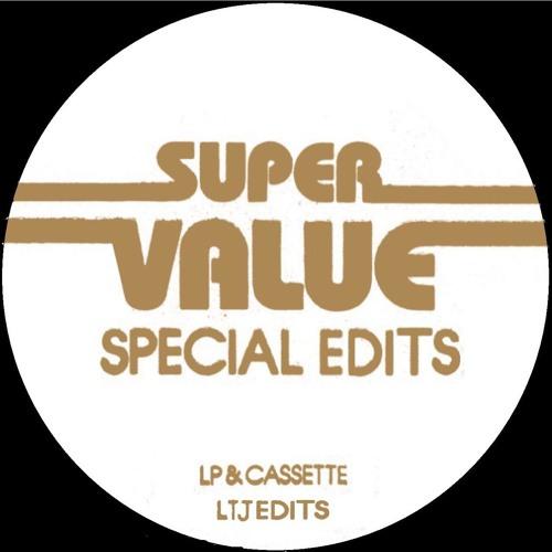 Super Value 13 Amazing Rhythm (LTJ Edits) snippet
