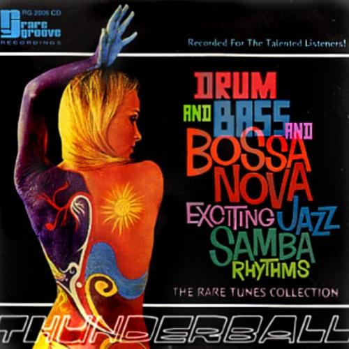Drum & Bass & Bossa 2