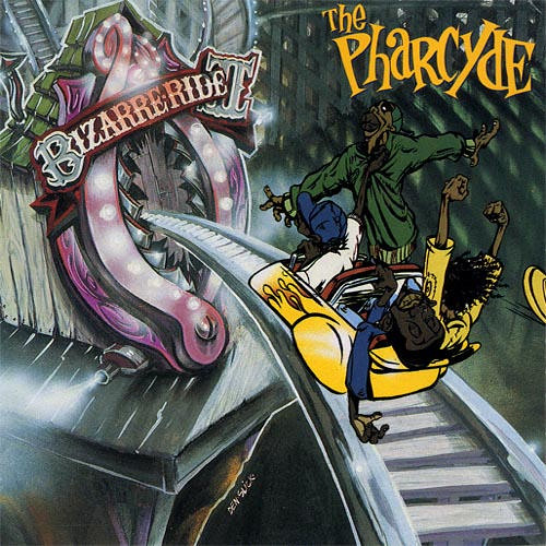 The Pharcyde - Soul Flower (Remix)