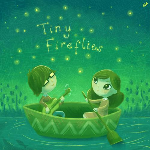 Tiny Fireflies - Snow