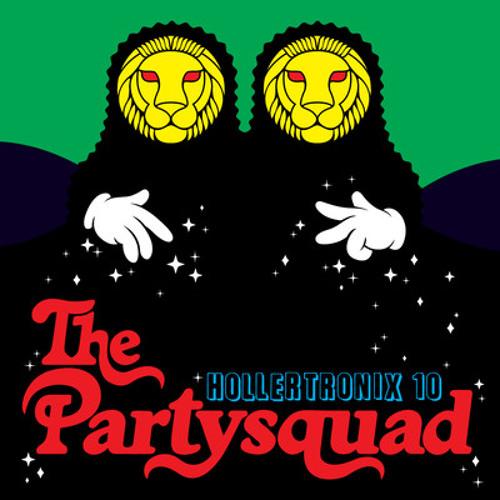 The Partysquad - CrazyFunkyStyle