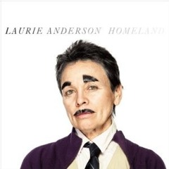 Laurie Anderson - Only an Expert (lukeing forward rmx)