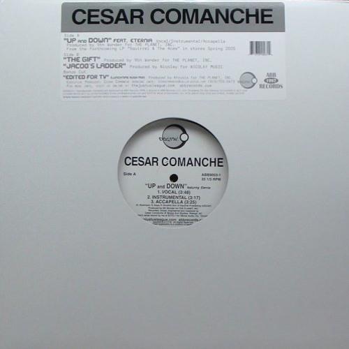 Cesar Comanche feat. Eternia - Up and Down (Katrah-Quey Remix)