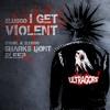 Sluggo - I Get Violent - Ultragore Recordings 001