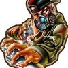 Sean Paul Infiltrate Playground Riddim Album Cover