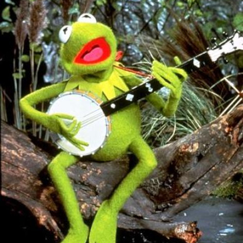 Easy Being Green  feat. Kermit The Frog