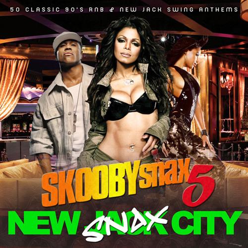 SKOOBY SNAX 5 - NEW SNAX CITY