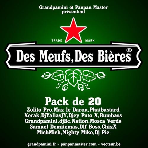 Grandpamini & Panpan Master - Des meufs des bières (max le daron remix)