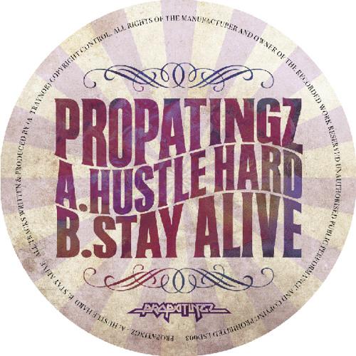 Hustle Hard.