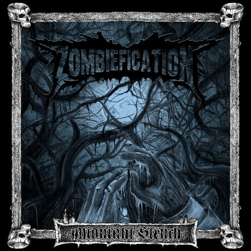 Zombiefication - Last Resting Place (MIDNIGHT STENCH GATEFOLD LP)