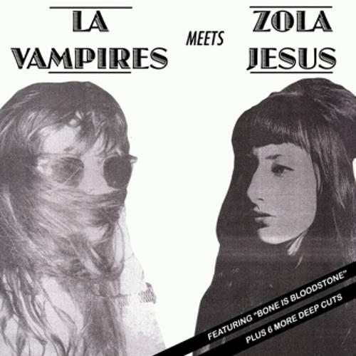 "Zola Jesus + LA Vampires, ""Eulogy"""