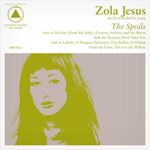 """Zola Jesus, """"Clay Bodies"""""""