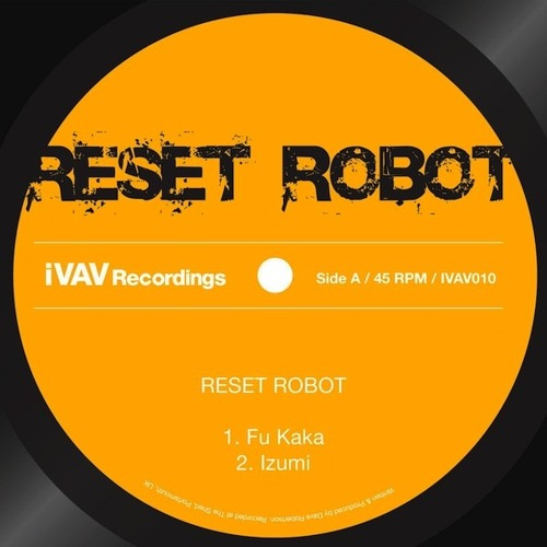 Reset Robot - Fu KaKa [iVav]