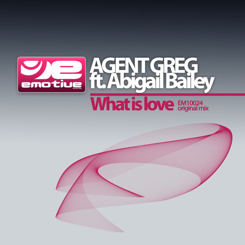 Agent Greg ft.Abigail Bailey-What Is Love(Teaser)