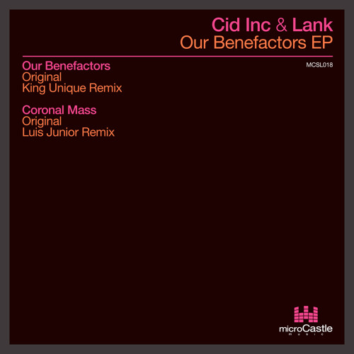 Cid Inc. & Lank - Coronal Mass (Original Mix) - microCastle