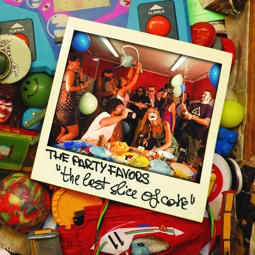 The Party Favors - Teenage