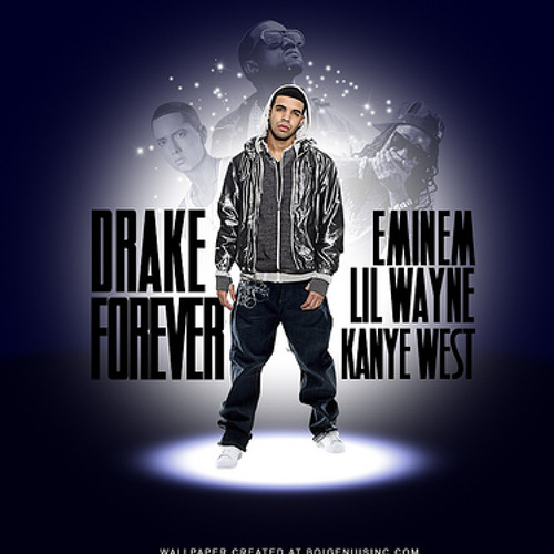 Eminem - Forever (feat Drake, Kanye West and Lil Wayne; A-ClasSic remix)