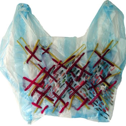 SQUEEZE PLASTIC BAG
