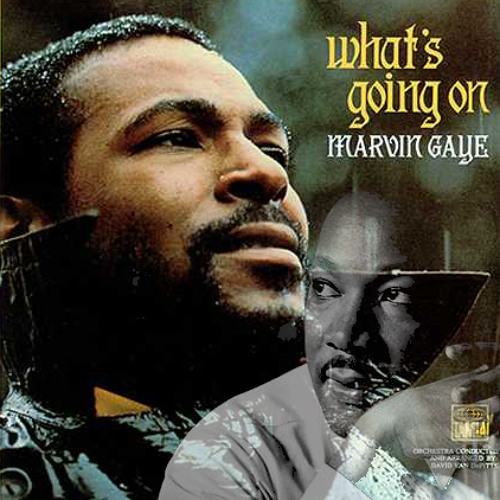Marvin Ft. MLK Jr.-What's Going On-Jask Tribute Mix